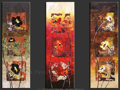 Antique Ornament - contemporary painting