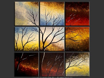 Rhapsody Of Autumn Winds - home decor art