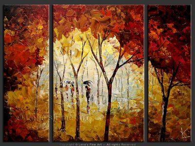Maple Alley - home decor art