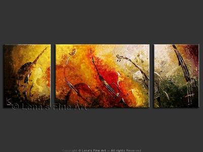 Rondeau fantastique - art for sale
