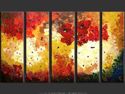 My Flowers Talk To Me - wall art