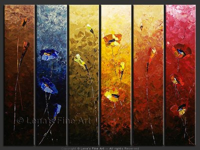 Colors of Flowers - art for sale