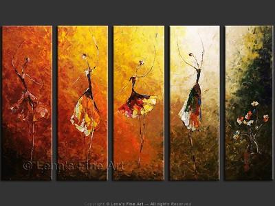 Ballet Sinfonietta - home decor art