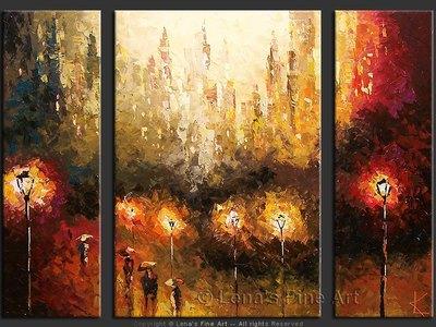 East Side Rain - art for sale