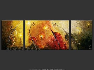 Candlelight Quartet - home decor art