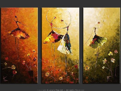 Spring Dance - home decor art