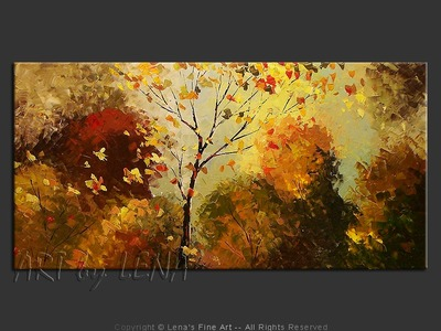 Autumn in Ontario - wall art
