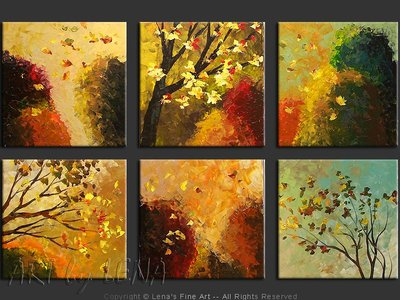 Autumn Ornament - art for sale