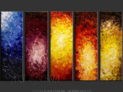 Dynamic Colors - art for sale