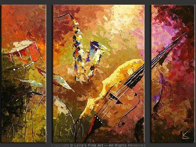 Sympho-Jazz : A Time For Us - art for sale