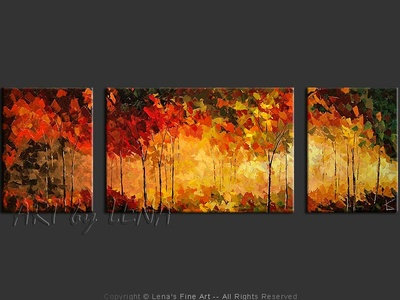 Autumn Poetry - wall art