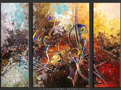 Symphonic Etudes - art for sale