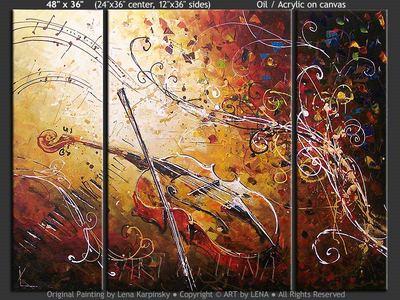 Yuri Bashmet - wall art