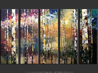 Colorado Aspens - wall art