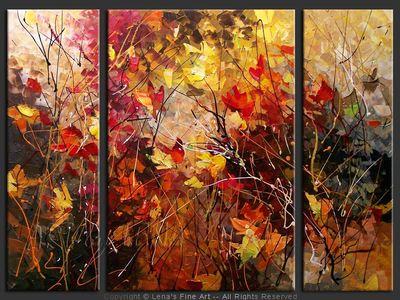 Late Autumn Colors - art for sale