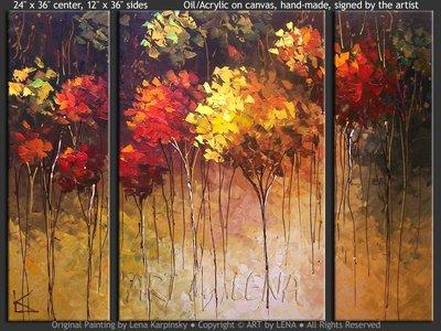 Fairyland Forest - wall art