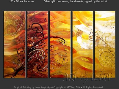 SunWind - wall art