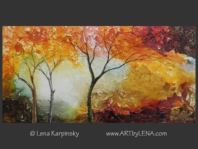 Yes, It's Autumn - home decor art